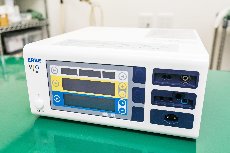 高周波電流手術装置